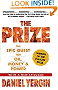 best seller today The Prize: The Epic Quest for Oil,...
