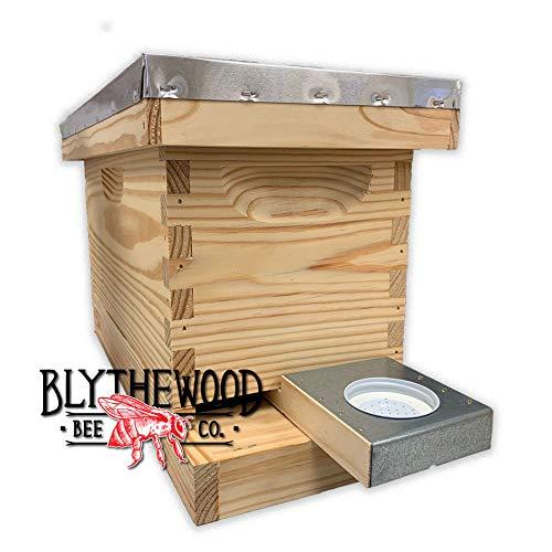 Blythewood Bee Company 5-Frame Beehive Nuc Kit
