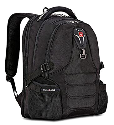 SwissGear Premium Laptop Notebook ScanSmart Backpack, Swiss Gear Outdoor / Travel / School Bag by SwissGear by Wenger
