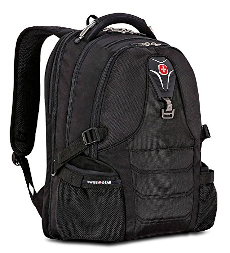 (SwissGear Premium Laptop Notebook ScanSmart Backpack, Swiss Gear Outdoor / Travel / School)