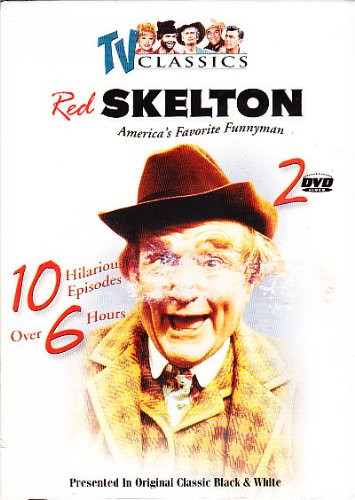 Red Skelton, Vol. 2 - Online England Shop