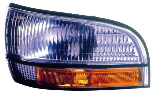 Depo 332-1540R-USO Buick LeSabre/Park Avenue Passenger Side Replacement Side Marker Lamp Unit