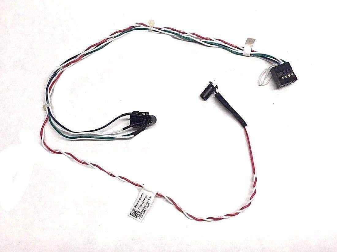 DELL VOSTRO 230 MINI TOWER 13-PIN LED POWER SWITCH CABLE 5VGH3 CN-05VGH3 USA