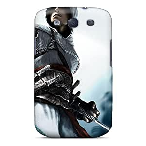 Awesome Design Assasins Creed Hard Case Cover For Galaxy S3