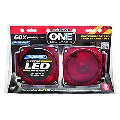 Optronics TLL008RK LED One Series Traditional Style Tail Light Kit: Automotive