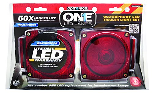 Optronics TLL008RK One LED Combination Tail Light Kit