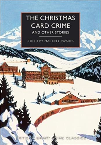 Image result for Christmascard crime and other stories Edwards