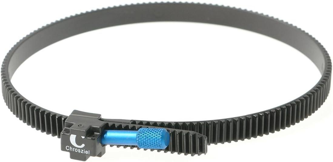 CHROSZIEL C-206-30 Flexi-Gear for DSLR Type Lenses of 60 to 120mm Diameter Black