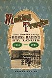 Making Tracks, Nancy Carver, 1935806831