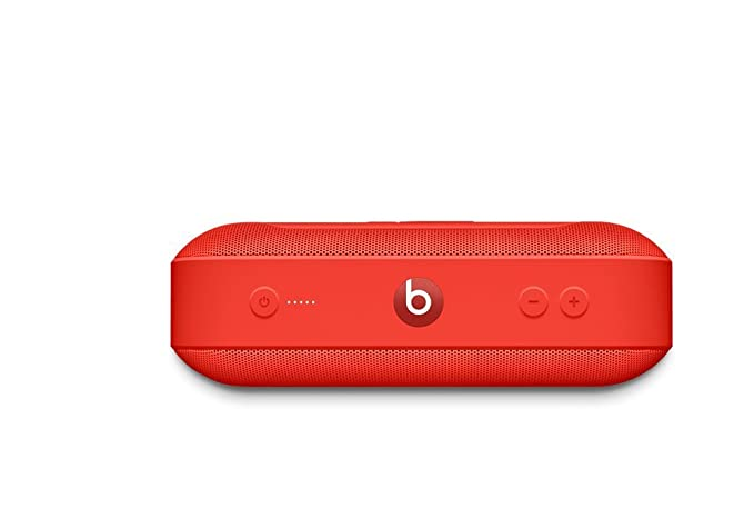 Review Beats Pill+ (Product) RED