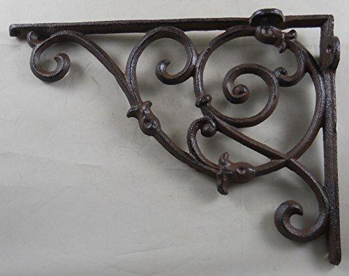 cast iron scroll - 1
