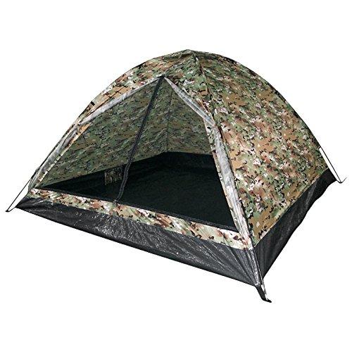Mil-Tec Iglu Standard Two Man Tent Multitarn