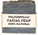 Body Cleansing Homemade Drinks - Acne Soap Natural Facial Bar Contains Tea Tree Oil Activated Charcoal Shea Butter Coconut and Olive Oil Chemical Free (SOAP ONLY)