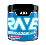 ANS Performance RAVE Extreme Energy Nootropic Fruit Fusion 60/SERV