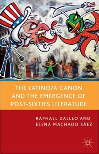 Book The Latino/a Canon and the Emergence of Post-Sixties Literature by Elena Machado Sáez (2013-01-03)