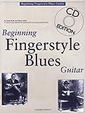 Beginning Fingerstyle Blues Guitar, Arnie Berle and Mark Galbo, 0825625564
