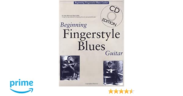 Beginning Fingerstyle Blues Guitar (Guitar Books): Amazon.es: Arnie Berle: Libros en idiomas extranjeros