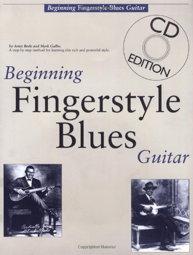 (Beginning Fingerstyle Blues Guitar (Guitar Books))