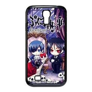 Vintage Retro Black Butler For Case Samsung Galaxy S3 I9300 Cover Japanese Anime Kuroshitsuji
