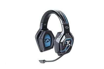 Mad Catz - Auriculares Tritton Inalámbricos Dolby 7.1 Halo 4 (Xbox 360): Amazon.es: Videojuegos