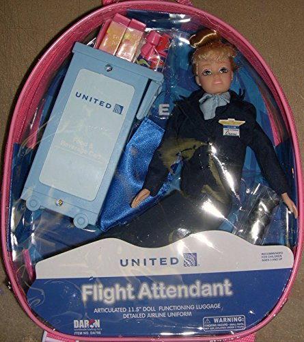 Daron United Airlines BLOND 11