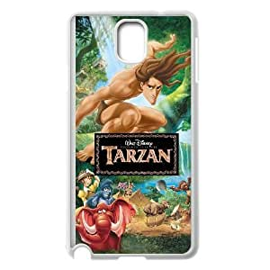 Samsung Galaxy Note 3 White phone case Disney Cartoon Comic Series Tarzan OYF3146887