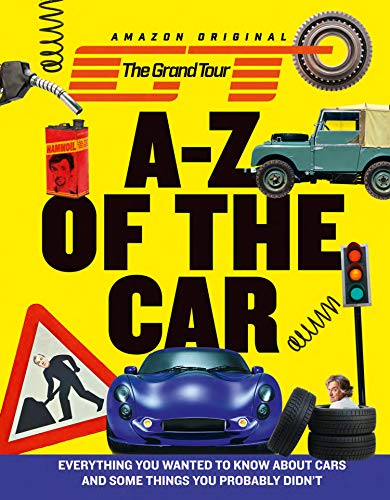 The Grand Tour A-Z of the Car (Car Engineering Dvd)
