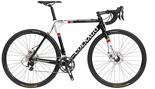 Colnago WORLD CUP SL DISC 105 5800 Cyclocross Bicycle, Black/red, 52cm