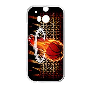 miami heat Phone high quality Case for HTC One M8