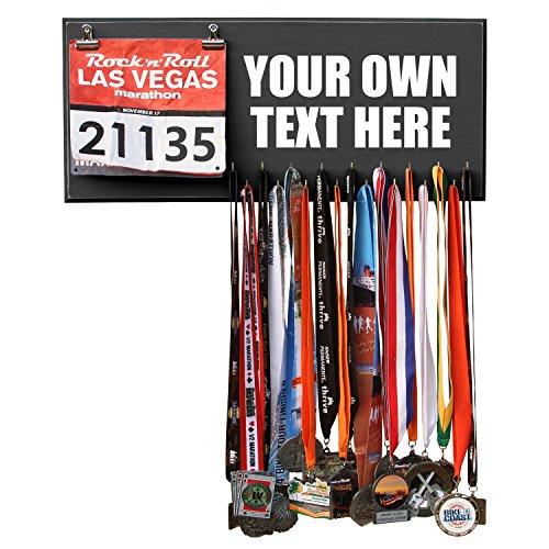 Marathon Medal Display Holder Hanger