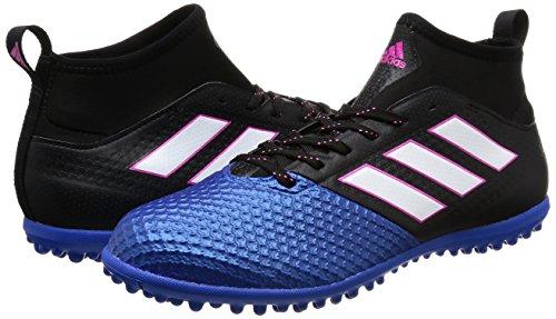 Azul 17 Football Negro 000 de Homme Chaussures Ace Bleu 3 Negbas adidas Primemesh Noir TF Ftwbla 0W16w4a