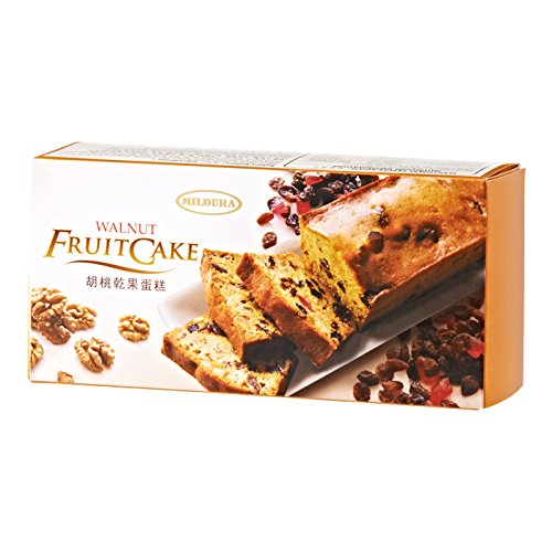 10 x Cosway Mildura Supreme Walnut Fruit Cake ( 400g Per Pack ) by Cosway
