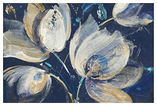 Global Gallery Midnight Garden -PaperArt-50 ()
