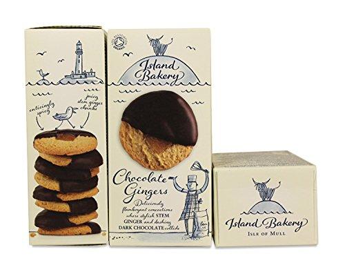 Island Bakery - Island Bakery Chocolate Gingers 150g