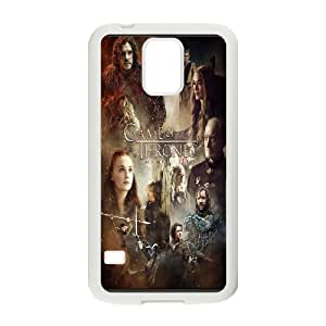 FOR Samsung Galaxy S5 -(DXJ PHONE CASE)-I'm a Khaleesi -Game Of Thrones-PATTERN 18
