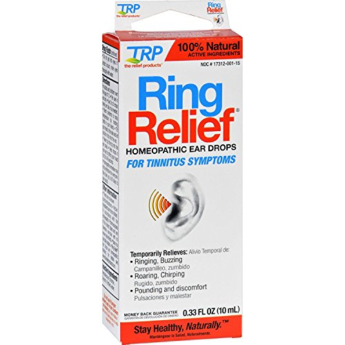 Ring Relief Homeopathic Ear Drops