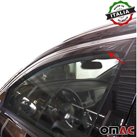 Omac GmbH Peugeot 3008 5008 dal 2016 Frangivento anteriore per Opel Grandland X