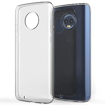 NALIA Funda Carcasa Compatible con Motorola Moto G6 ...