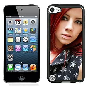 New Custom Designed Cover Case For iPod 5 Touch With Ariel Piper Fawn Girl Mobile Wallpaper(3).jpg
