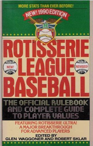 Rotisserie League Baseball, 4th Edition