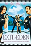 EXIT TO EDEN DVD Movie DANA DELANY