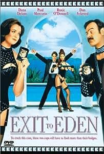 EXIT TO EDEN DVD Movie DANA DELANY