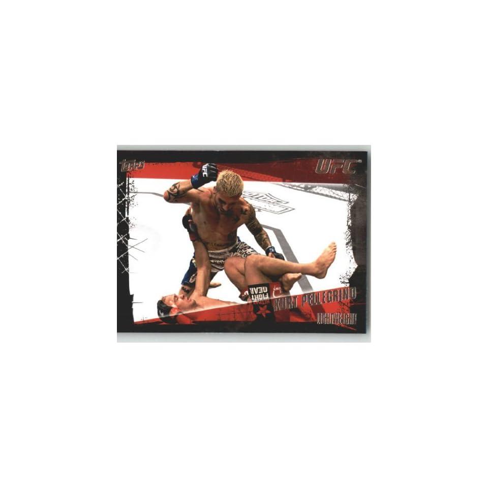 2010 Topps UFC Trading Card # 41 Kurt Pellegrino (Ultimate