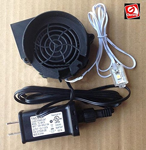 12v blower fan 120mm - 9
