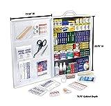 Rapid Care First Aid 80095 4 Shelf ANSI/OSHA