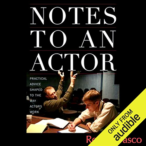 Pdf Arts Notes to an Actor