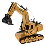 Hey! Play! Excavator Remote Control Excavator