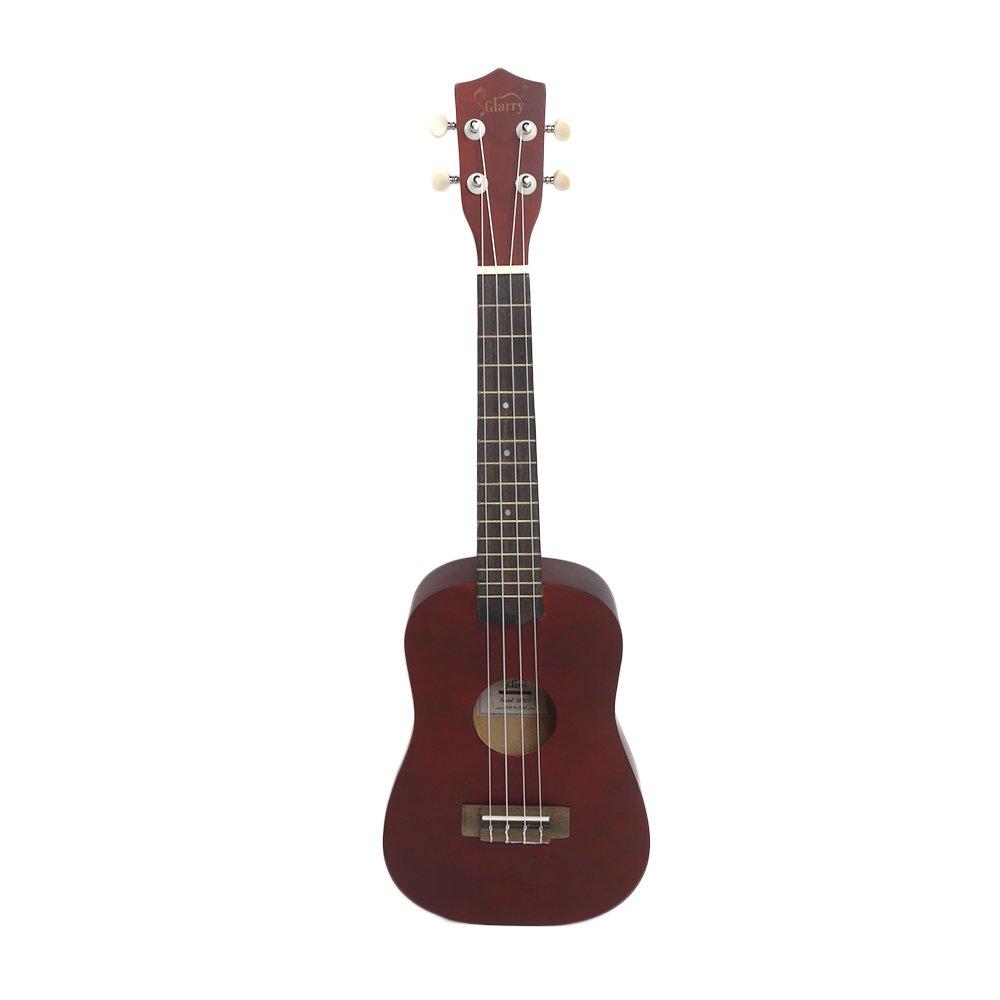 Lovinland 23'' Concert Ukulele for Beginner Kids Guitar Toys Rosewood Fingerboard with Bag