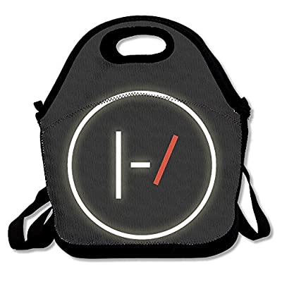Funyoobag Twenty One Pilots Flag Lunch Bags Mom Bag