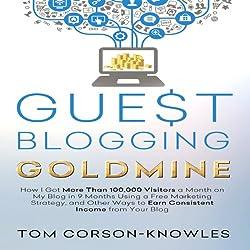 Guest Blogging Goldmine